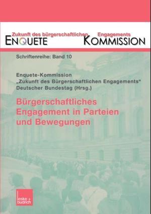 Burgerschaftliches Engagement in Parteien und Bewegungen