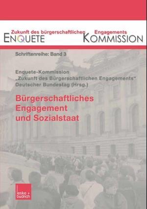 Burgerschaftliches Engagement und Sozialstaat
