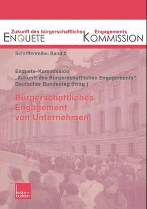 Burgerschaftliches Engagement von Unternehmen