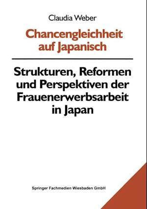 Chancengleichheit auf Japanisch