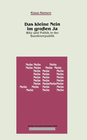 Das kleine Nein im groen Ja af Klaus Hansen