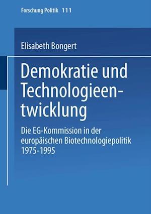 Demokratie und Technologieentwicklung