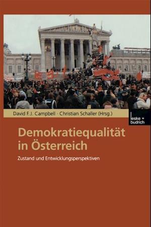 Demokratiequalitat in Osterreich