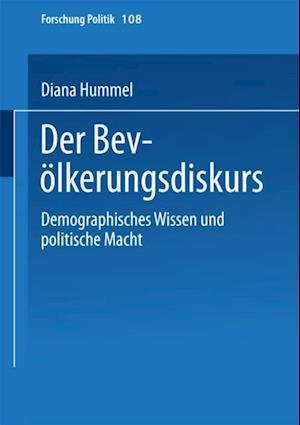 Der Bevolkerungsdiskurs af Diana Hummel