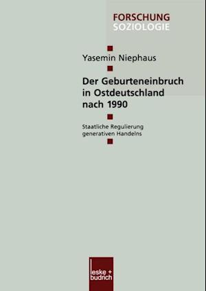Der Geburteneinbruch in Ostdeutschland nach 1990 af Yasemin Niephaus