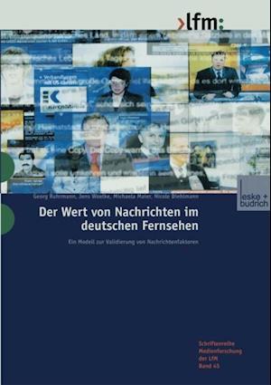 Der Wert von Nachrichten im deutschen Fernsehen