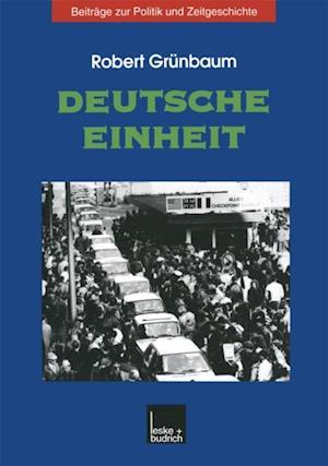 Deutsche Einheit af Robert Grunbaum