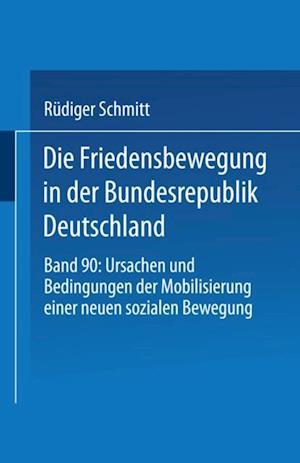 Die Friedensbewegung in der Bundesrepublik Deutschland