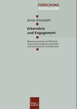 Erkenntnis und Engagement af Jonas Jasper Christian Grutzpalk