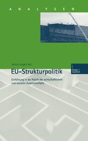 EU-Strukturpolitik af Heinz-Jurgen Axt