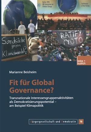 Fit fur Global Governance? af Marianne Beisheim