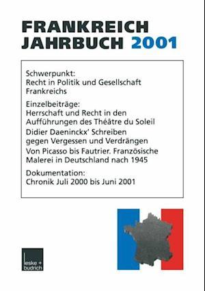 Frankreich-Jahrbuch 2001
