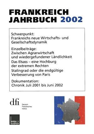 Frankreich-Jahrbuch 2002 af Adolf Kimmel, Lothar Albertin, Wolfram Vogel