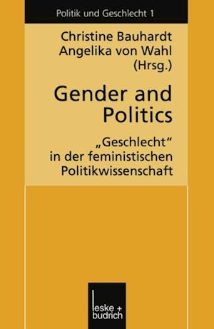 Gender and Politics