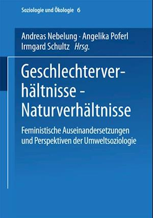 Geschlechterverhaltnisse - Naturverhaltnisse