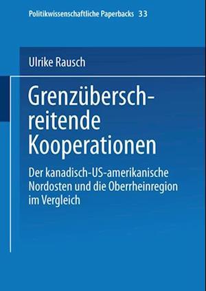 Grenzuberschreitende Kooperationen af Ulrike Rausch