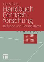 Handbuch Fernsehforschung