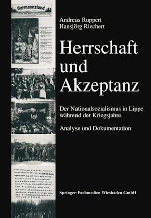 Herrschaft und Akzeptanz af Hansjorg Riechert, Andreas Ruppert