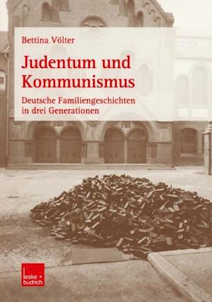 Judentum und Kommunismus af Bettina Volter