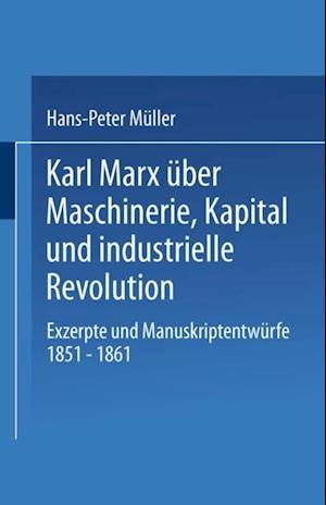 Karl Marx uber Maschinerie, Kapital und industrielle Revolution