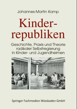 Kinderrepubliken af Johannes-Martin Kamp