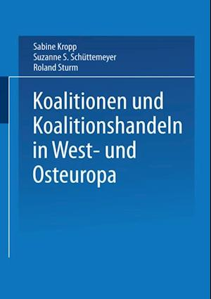 Koalitionen in West- und Osteuropa