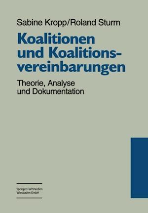 Koalitionen und Koalitionsvereinbarungen
