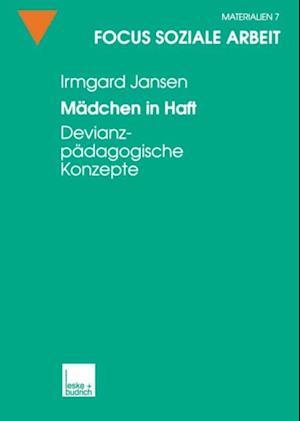 Madchen in Haft af Irma Jansen