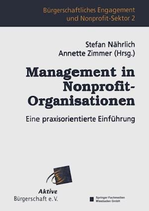 Management in Nonprofit-Organisationen