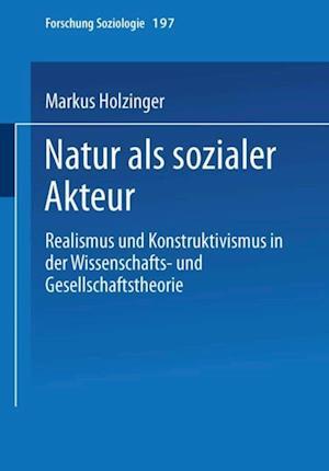 Natur als sozialer Akteur