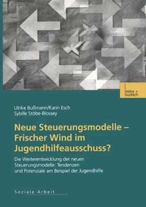 Neue Steuerungsmodelle - Frischer Wind im Jugendhilfeausschuss? af Karin Esch, Ulrike Bussmann, Sybille Stobe-Blossey