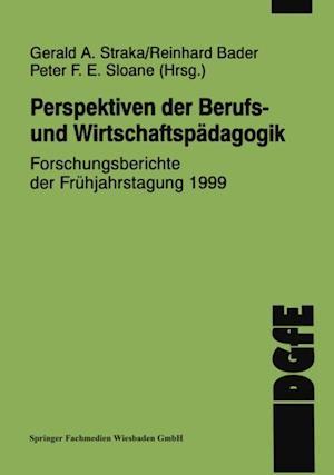 Perspektiven der Berufs- und Wirtschaftspadagogik