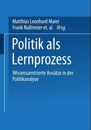 Politik als Lernprozess