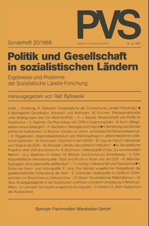 Politik und Gesellschaft in sozialistischen Landern