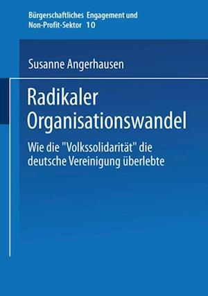 Radikaler Organisationswandel af Susanne Angerhausen