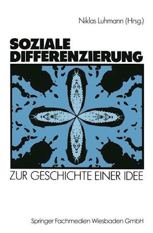Soziale Differenzierung af Niklas Luhmann
