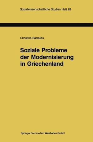 Soziale Probleme der Modernisierung in Griechenland