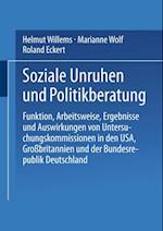 Soziale Unruhen und Politikberatung