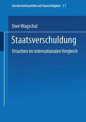 Staatsverschuldung af Uwe Wagschal