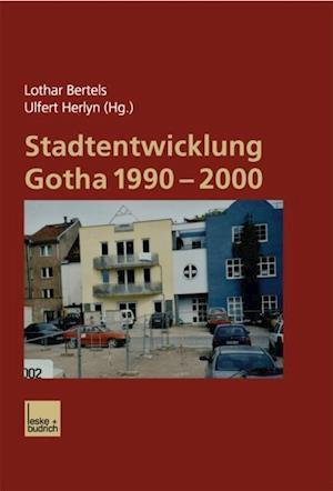 Stadtentwicklung Gotha 1990-2000