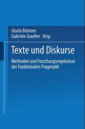 Texte und Diskurse