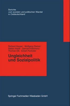 Ungleichheit und Sozialpolitik af Richard Hauser