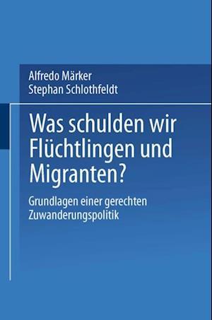 Was schulden wir Fluchtlingen und Migranten?