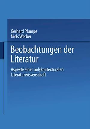Beobachtungen der Literatur