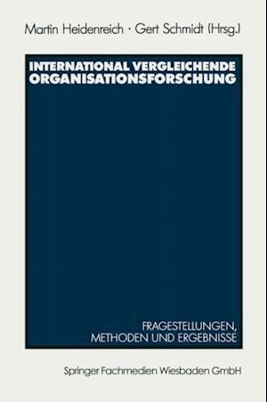 International vergleichende Organisationsforschung