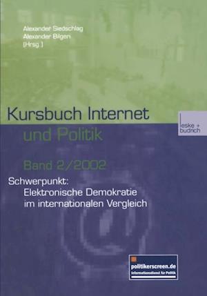 Kursbuch Internet und Politik