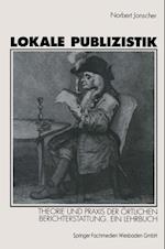 Lokale Publizistik af Norbert Jonscher
