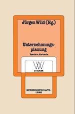 Unternehmungsplanung af Jurgen Wild