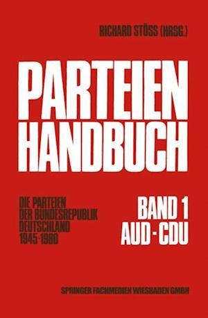 Parteien-Handbuch af Richard Stoss