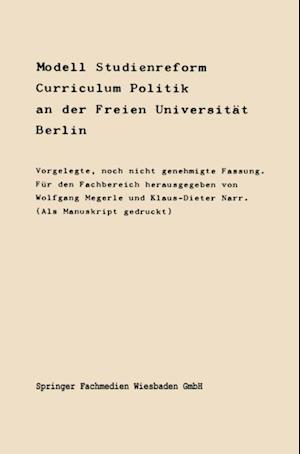 Modell Studienreform
